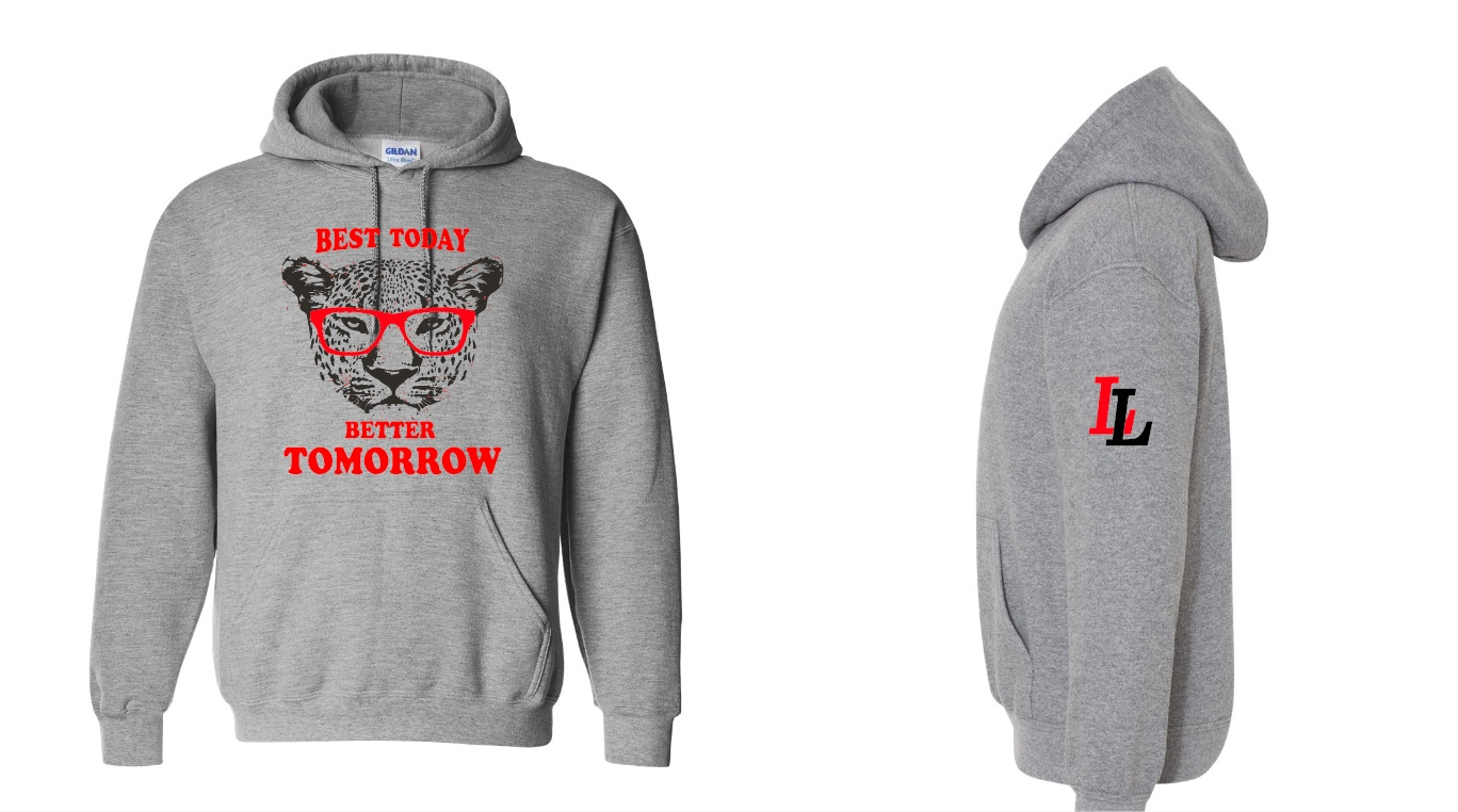 Unisex BEST Hoodie Sweatshirt